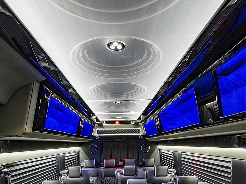 EBB ceiling in Sprinter