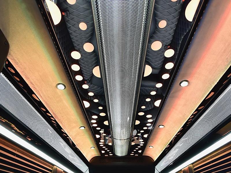 Evo Ceiling in Sprinter