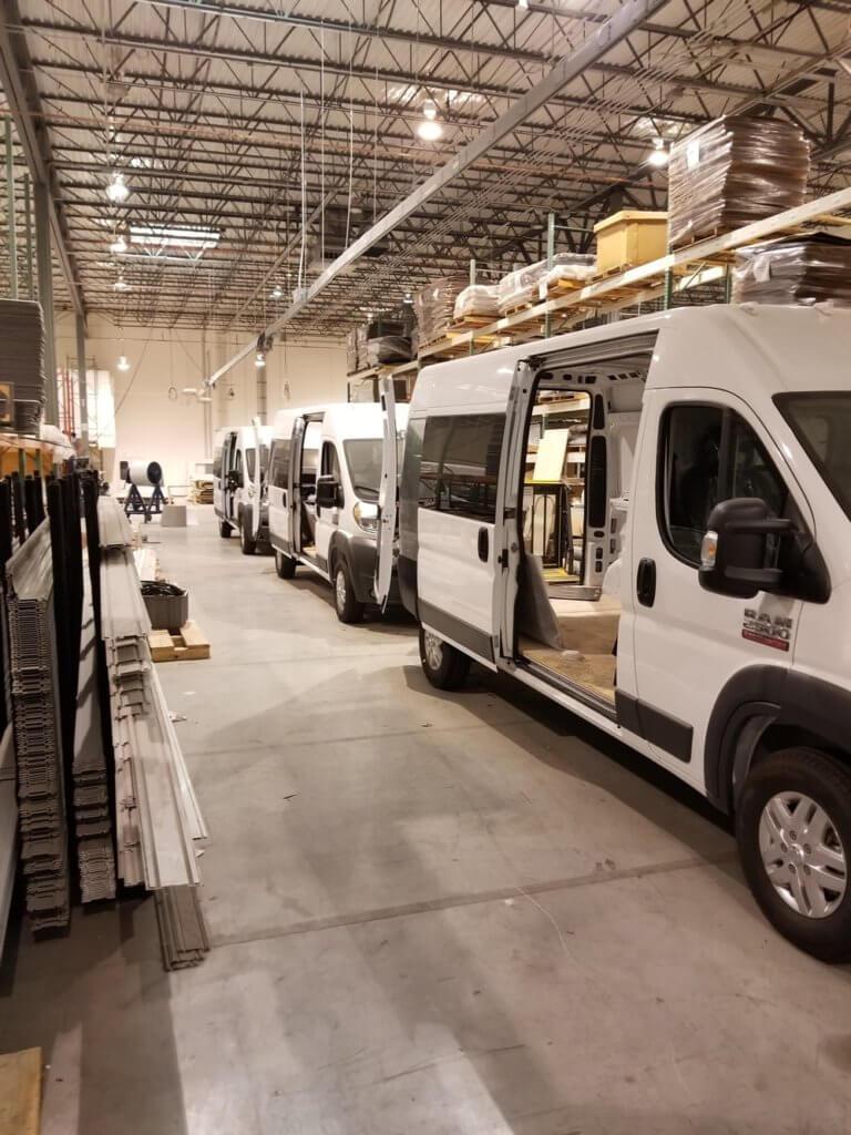 conversion-van-manufacturer